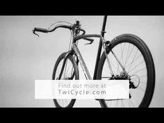 Kỳ lạ với chiếc xe đạp chạy bằng tay bằng chân | Xe đạp TwiCycle Information Technology News, New Technology, Bicycle, Youtube, Bicycle Kick, Bike, Trial Bike, Future Tech, Bicycles