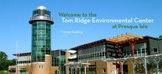 Tom Ridge Environmental Center at Presque Isle is the gateway to Presque Isle and Lake Erie and home to one of the most stimulating and memorable experiences in Pennsylvania.