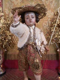 El divino Pastorcito de las almas, Andalucía