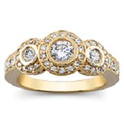 This is THE place to find and antique or vintage engagement ring.