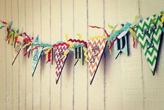 Pick my Plum wooden banner - can't wait to make mine! :-)