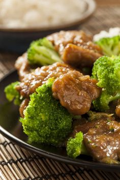 Chef Rocco DiSpirito's Beef & Broccoli Stir-Fry for the whole family for under $10!