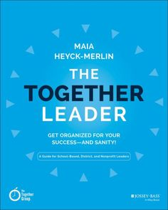 Streamline your workflow and bring your vision to life The Together Leader is a practical handbook for the busy mission-driven leader. With an...
