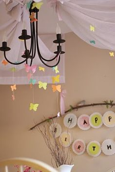 Butterfly party ideas