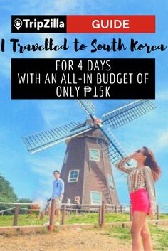 Years ago, I honestly thought you will have to be in your thirties with an ₱80k salary to be able to go to places like South Korea or Japan. But later in here, you will find out that you will only need to save ₱15k to set foot in Seoul, Busan, Everland, Nami and even Oedo Island!