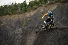 Photo Story: The Black Earth Enduro Race in France