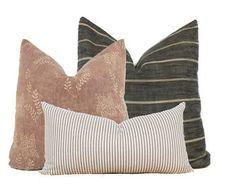 Sofa Pillow Combo Pillows One Affirmation Www Oneaffirmation Com Sofakissen Kombikissen One Affirmation Www Oneaffirmation Com - Image Upload Services Sofa Pillows, Accent Pillows, Living Room Pillows, Brown Couch Throw Pillows, Cushions, Couch Pillow Arrangement, Diy Pillows, Designer Pillow, Pillow Design