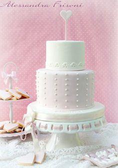 torta battesimo cake