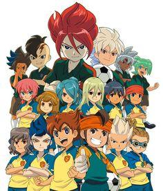 Inazuma Best Eleven y Battle Eleven