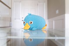 Hey guys! Sorry for the wait, but here's the pattern for the medium Perry Tsum! Now you can finally get some size variation going for some serious stacking! ( °٢° ) [[MORE]] As you probably can tell...