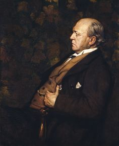 Henry James, writer regarded as one of the key figures of 19th century literary realism  - by Jacques-Emile Blanche, 1908.