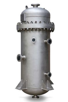 stainless steel Condensate Flash Drum Pressure Vessel