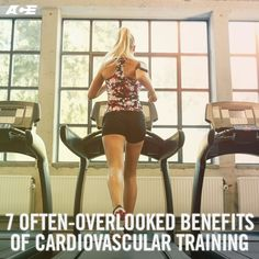 There are many well-established benefits of cardiovascular exercise, including reducing the risk for developing heart disease, lowering cholesterol, reducing excess body weight and promoting good health, but are these benefits motivating you to make cardio training a regular part of your exercise program?