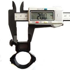 $1.97 (Buy here: https://alitems.com/g/1e8d114494ebda23ff8b16525dc3e8/?i=5&ulp=https%3A%2F%2Fwww.aliexpress.com%2Fitem%2F1-PC-New-30mm-High-QD-Scope-Flashlight-Ring-Mount-Dual-Screws-SA091-P50%2F32745273541.html ) 1 PC New 30mm High QD Scope/Flashlight Ring Mount Dual Screws SA091 P50 for just $1.97
