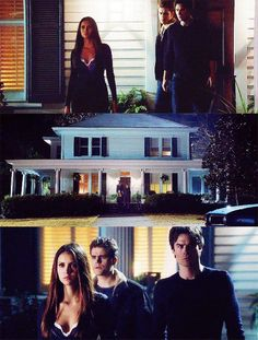 Nina  Ian :o...... i felt like stefan should have gone back in and grabbed stuff that he knew elena would miss.... like her diary family photos ya know?.. or was that just me
