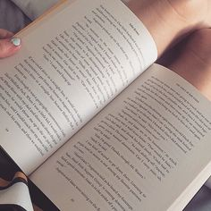 Nothing better than a good book