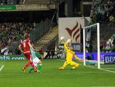 Gol de Rakitic, 0-2.