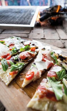 If you love pizza and you enjoy cooking in outdoors, this recipe for braai pizza from Justin Bonello's new book, Roads Less Travelled is for you.