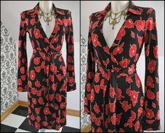 Diane Von Furstenberg Woman Floral-print Silk Wrap Dress Multicolor Size 0 Diane Von Fürstenberg Discount Ebay IWqtmhP