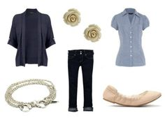 """Inspiration Style - True Blood's Jessica Hamby """"Casual & Cute"""""""