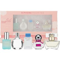 Gifts that Ship Free: SEPHORA FAVORITES Fragrance Sampler for Her - $42 #Holiday #GiftIdeas #GiftExtraordinary