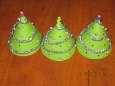 Braduti Homemade, Christmas Ornaments, Holiday Decor, Home Decor, Decoration Home, Home Made, Room Decor, Christmas Jewelry, Christmas Decorations