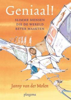 Geniaal: Leuk boek voor bij de Kinderboekenweek