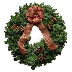 Highlander Christmas Wreath.  Fundraising with #Christmas #Forest. Looking for a fun and simple fundraising idea?   Sell handcrafted Christmas Wreaths made in the USA.  EASY Plan – http://www.christmasforest.com/fundraising/easy-plan  BULK Plan – http://www.christmasforest.com/fundraising/bulk-plan  Learn more at http://www.christmasforest.com/fundraising