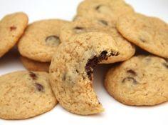 Amerikai csokis keksz recept: Egy eredeti amerikai csokis keksz recept! Magam fordítottam! :) Nagyon finom! ;)
