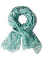 Counting on It Scarf | Mod Retro Vintage Scarves | ModCloth.com