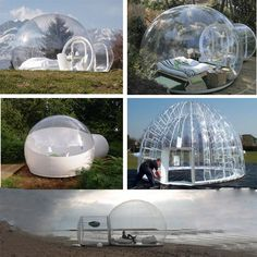 Factory directly sell can customerized inflatable house tent/ inflatable air tent / transparent plastic tent Stuff To Do, Fun Stuff, Air Tent, House Tent, Astronomy, Plastic, Canning, Image, Home Decor