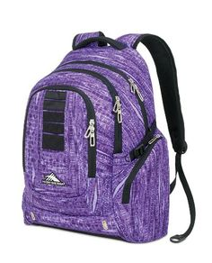 Camping Daypack Backpacks - Pin it! :)  Follow us :))  zCamping.com is your Camping Product Gallery ;) CLICK IMAGE TWICE for Pricing and Info :) SEE A LARGER SELECTION of Camping Daypack Backpacks at http://zcamping.com/category/camping-categories/camping-backpacks/daypack-backpacks/ - camping, backpacks, daypacks camping gear, camp supplies -   High Sierra Incline Backpack (19 x 11.5 x 7.5-Inch, Purple) « zCamping.com
