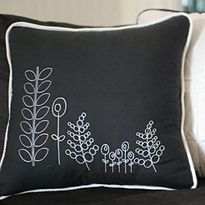 Piping ~ How to Add Piping to a Pillow