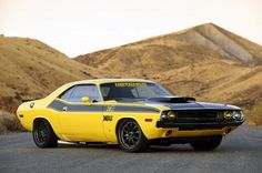 Pro-Touring Dodge Challenger