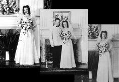 . Grace, qui arrange le mariage, organise les noces qui ont lieu le 19 juin 1942, soit quelques jours après son seizième anniversaire. i.