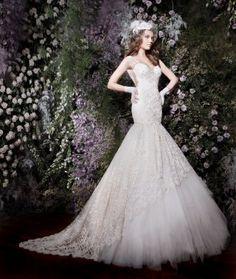 Wedding dress Galia Lahav Collection 2011 #wedding #gowns #dresses