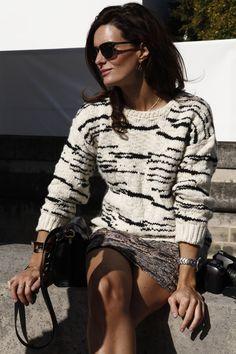 ✕ Vogue Paris Fashion Week: streetstyle / #style