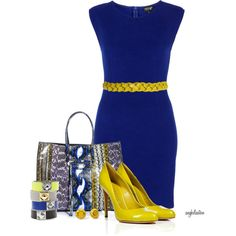 A fashion look from March 2013 featuring Topshop dresses, Casadei pumps y Balenciaga tote bags. Browse and shop related looks.
