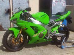 Kawasaki ninja!! In love with this bike!!