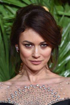 Olga Kurylenko - French actress and model. She was discovered as a model at the age of 13 and at the age of 16 moved from Moscow to Paris to pursue a modeling career. Kurylenko found success as an actress for her role as Nika Boronina in the movie ad Stunningly Beautiful, Beautiful Eyes, Beautiful Women, Artist Film, Olga Kurylenko, Woman Wine, Bond Girls, Marvel Girls, French Actress