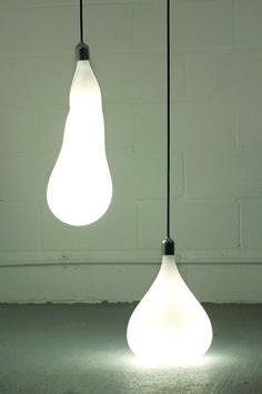 Pieke Bergmans | Light Blub | 2008, Crystal, LED | Unique | the Netherlands