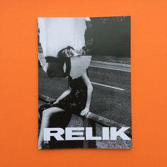 Image of Relik Zine