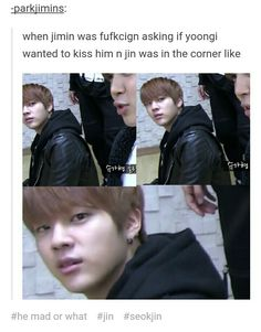 Umma doesn't ship it | BTS