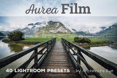Aurea Film Lightroom Presets by Architect´s eye on @creativemarket