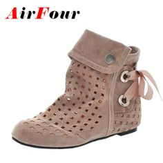 Cheap boots shipping, Buy Quality boots weather directly from China boots add Suppliers:    AirFour Fashion Mary Janes Thin Heels Flock Pointed Toe Rhinestone Shoes Casual Slip-On Spring/Autumn Nubuck Leather