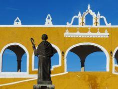 Convento de San Antonio de Padua. Izamal Merida
