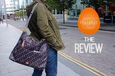 Pacapod Napier changing bag review : Diaper bag