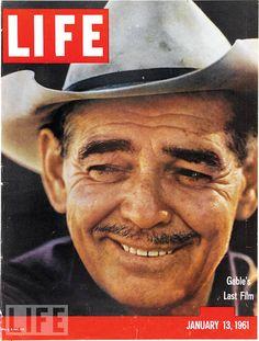 January 13, 1961: Clark Gable