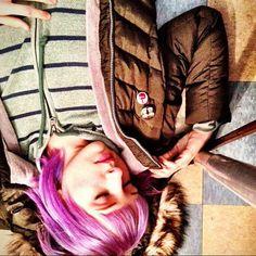 sherri dupree,purple