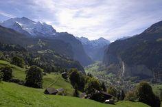 Lauterbrunnenvalley